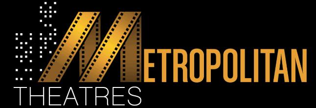 Metropolitan Theatres Logo