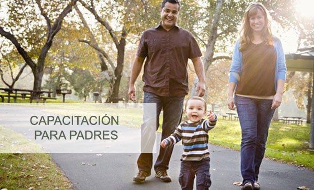 Capacitación para Padres del Programa de Educación en Habilidades para la Vida