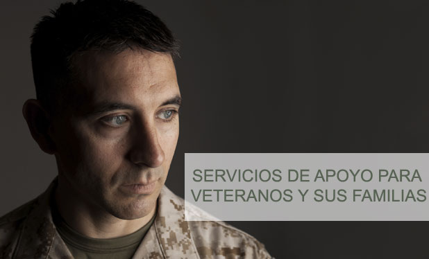 Servicios de Apoyo para Veteranos y Sus Familias