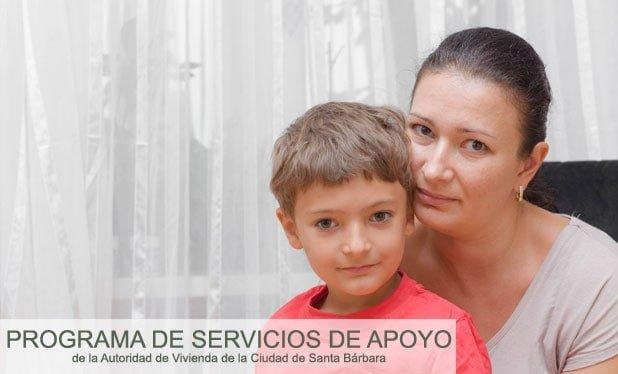 Programa de Servicios de Apoyo de la Autoridad de Vivienda de la Ciudad de Santa Bárbara