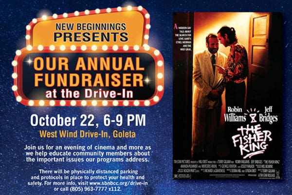 Annual Fundraiser at the Drive-In
