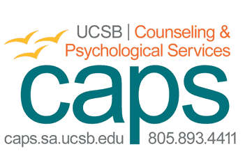 UCSB Counseling & Psychological Services (CAPS) logo